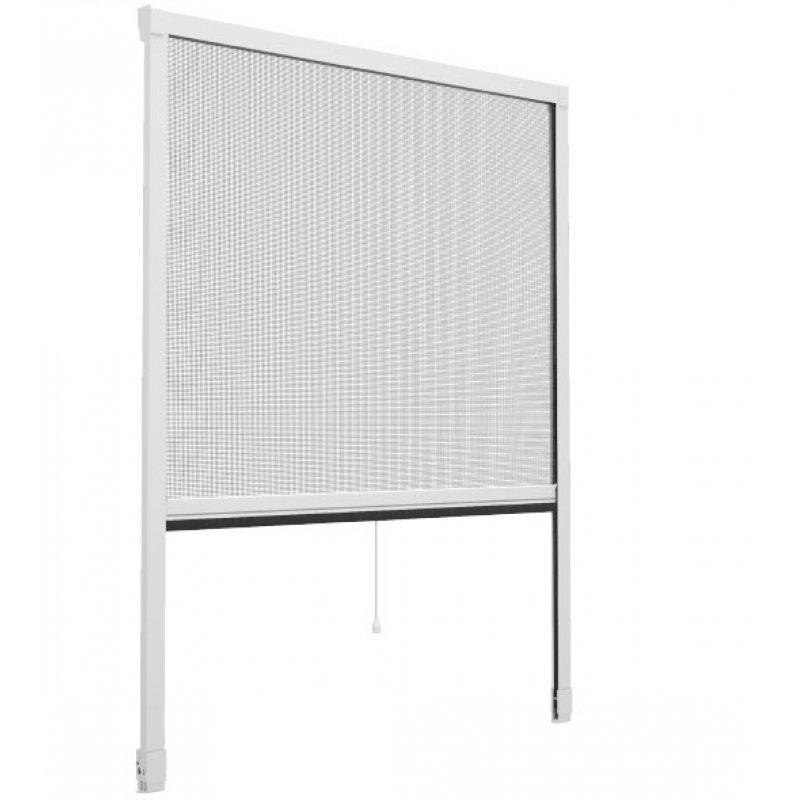 rollobausatz f r fenster fliegengitter rollo zum klemmen o. Black Bedroom Furniture Sets. Home Design Ideas