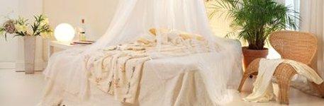 Moskitonetze fürs Bett  Meist werden wir im...