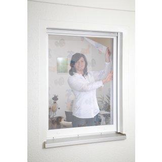 Kinder Polyester Fliegengitter für Fenster 130 x 150 cm - für Kinderzimmer