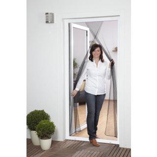 Fliegengitter für Türen - Fliegengittervorhang - 100 x 210 cm
