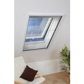 dachfenster plissee fliegengitter f r dachfenster 110 x 16. Black Bedroom Furniture Sets. Home Design Ideas