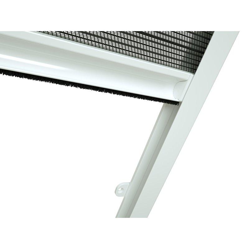kombi dachfenster plissee sonnenschutz fliegengitter f r dach. Black Bedroom Furniture Sets. Home Design Ideas