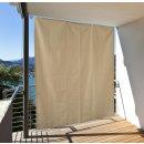 Balkon Sichtschutz vertikal - Balkonsichtschutz zum hängen